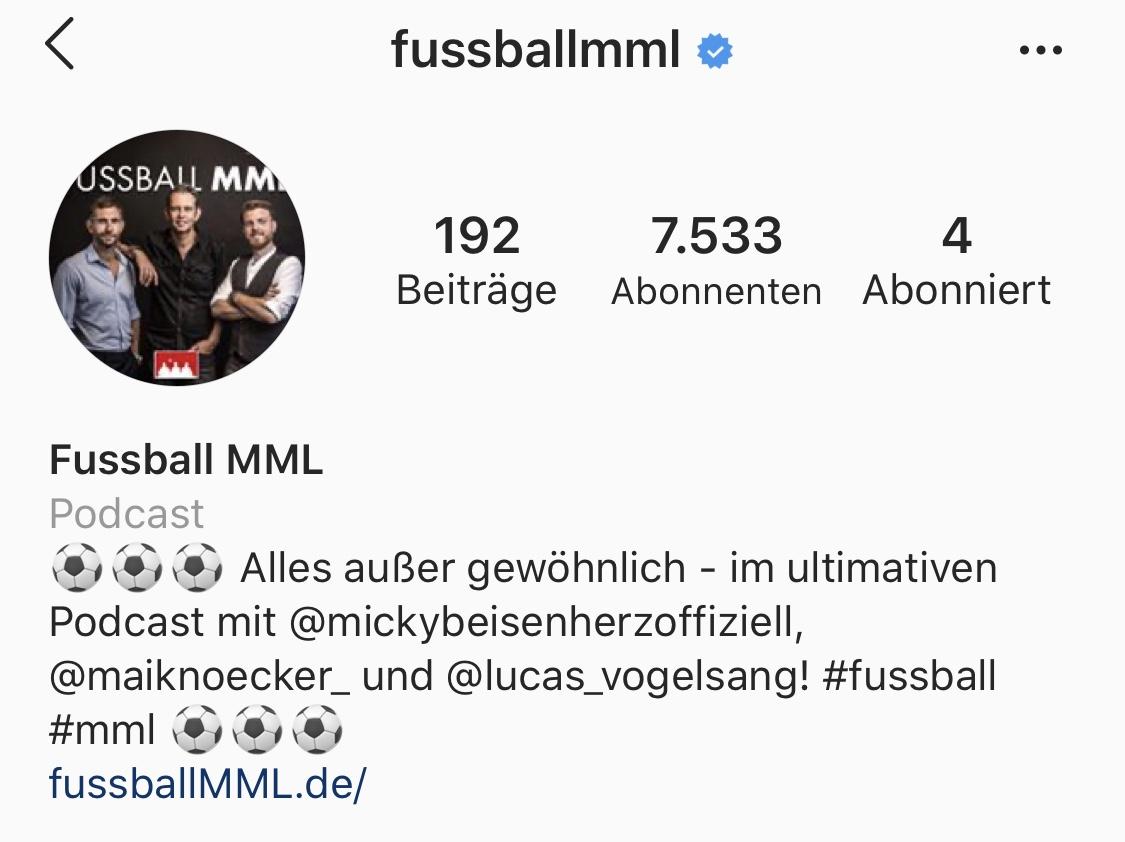 4 Wege, um mehr Instagram Follower zu bekommen_Fussball MML