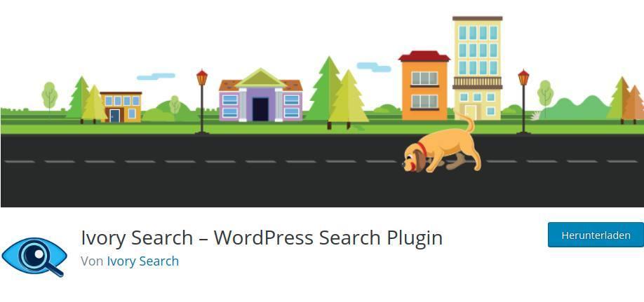 5 Tipps für die WordPress-Suche in deinem Blog_1_WordPress-Suche-Ivory-Search