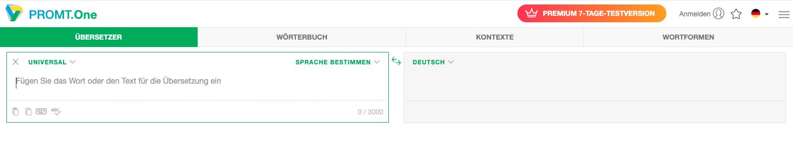Die besten kostenlosen Tools für die Online-Übersetzung_prompt.one