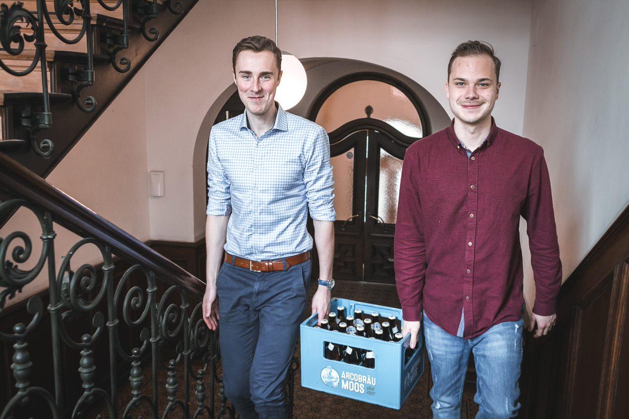 Drinkify- Exklusives Bier trifft auf exklusives Webhosting_Team