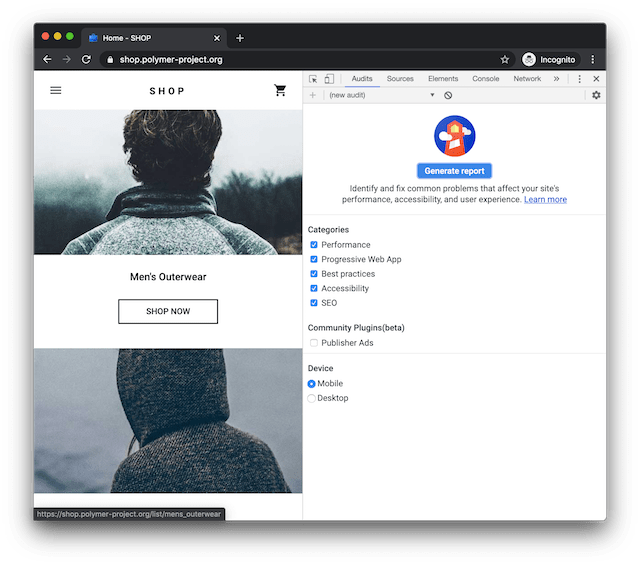 Google Lighthouse- So funktioniert das Web-Analyse-Tool_Bewertung