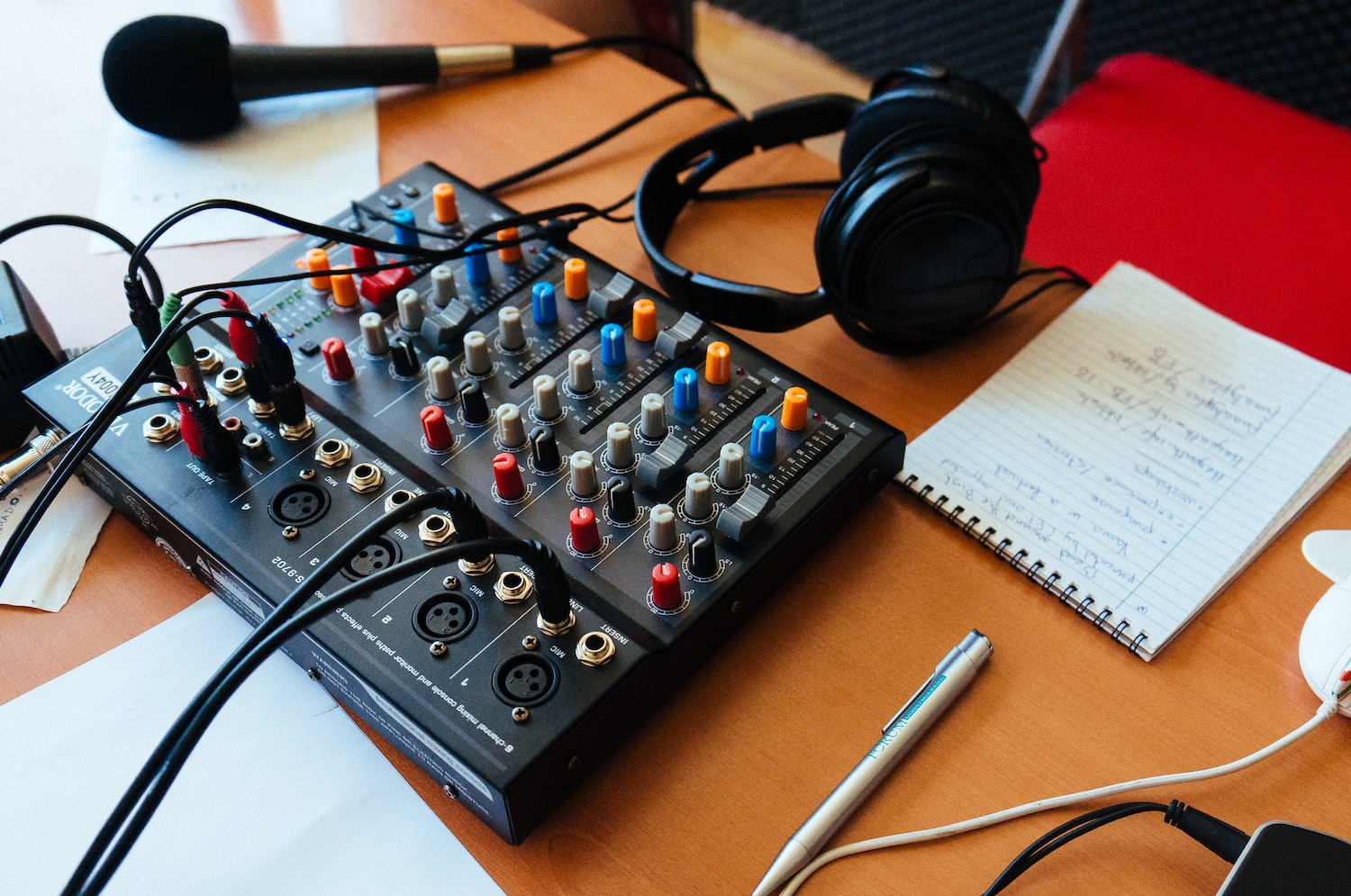 Podcast- How to Tipps und Tricks - Klang