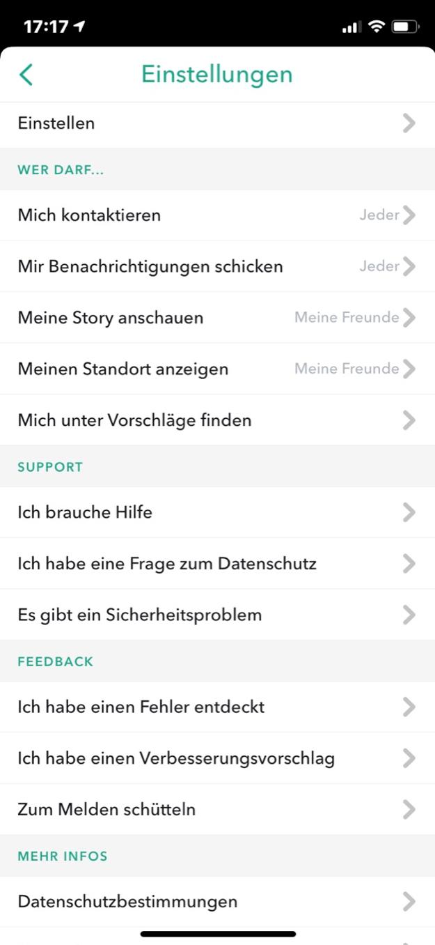 Snapchat Account löschen- So geht's richtig_App 1