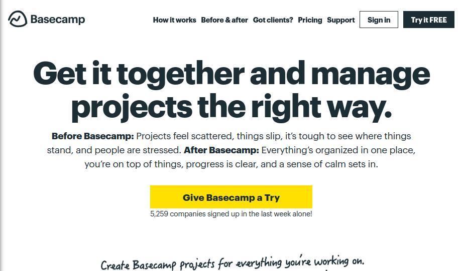 Was ist Collaboration und welche Tools kannst du dafür nutzen_collaboration-basecamp