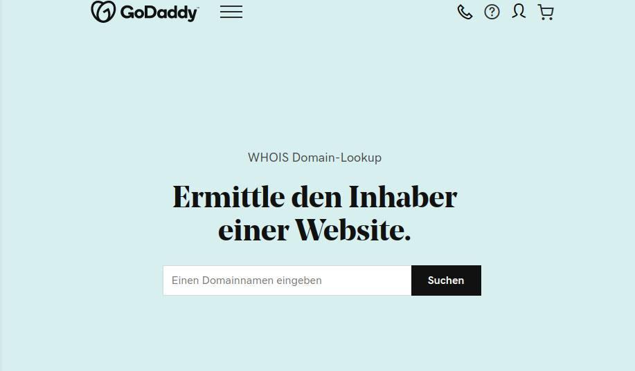 Wie du eine vergebene Domain kaufen kannst und Alternativen findest_vergebene-domain-kaufen-whois-godaddy