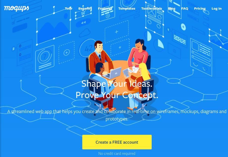 Wie du einen Webdesign-Entwurf erstellen kannst_Webdesign-Entwurf-Moqups