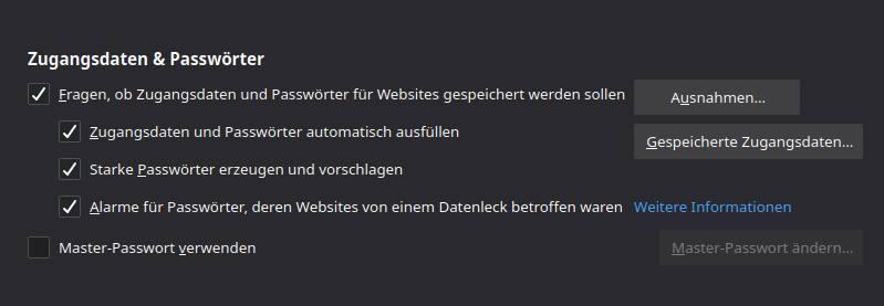 Wie du gespeicherte Passwörter löschen kannst_Firefox