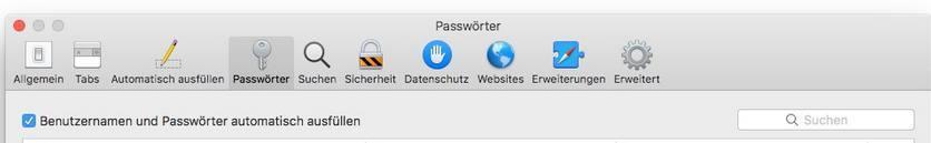 Wie du gespeicherte Passwörter löschen kannst_Safari