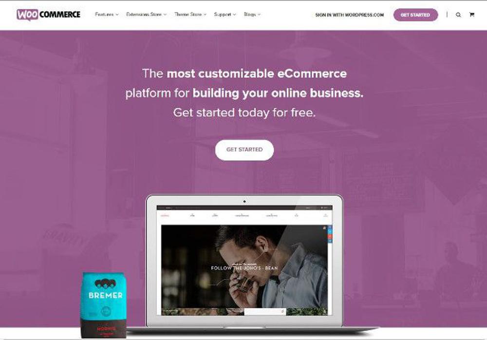 Abbildung 2: Mit WooCommerce verwandelst du deine WordPress-Website in einen professionellen Onlineshop.