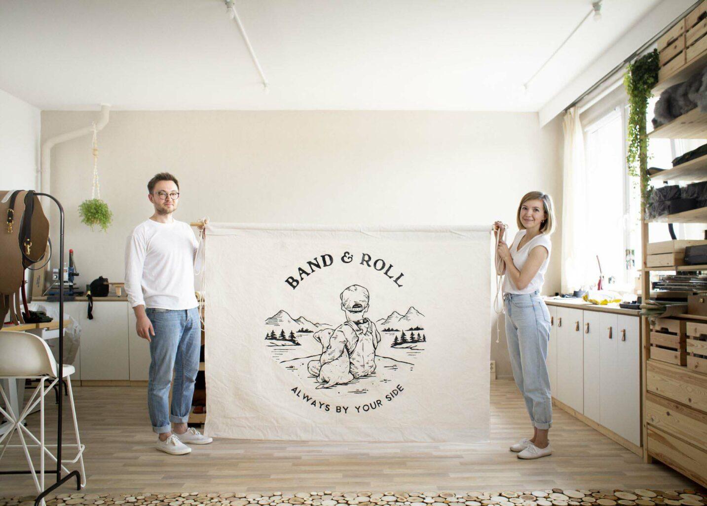 band&roll – Handgemachte Website und Lederwaren_Team