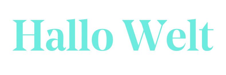 10 grundlegende HTMLCodes für Websites - Eine Anleitung mit Beispielen_Hallo Welt