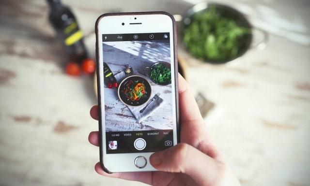 3 Tipps, wie du köstliche Instagram Fotos erstellen kannst_Bildausschnitt