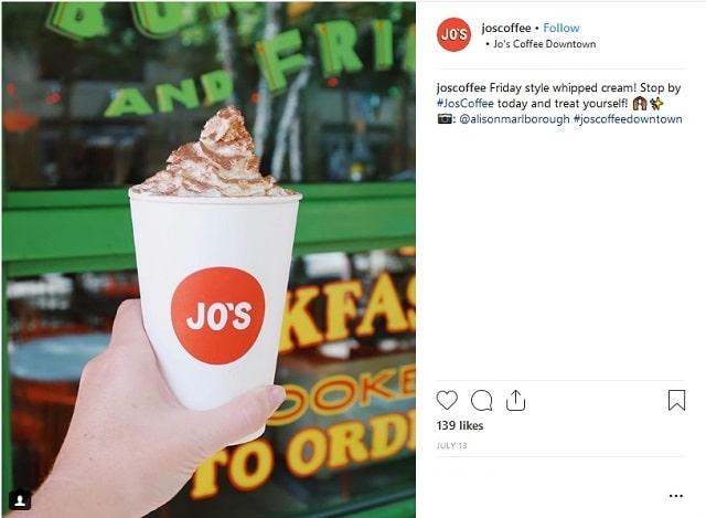 5 Möglichkeiten zum Update deiner Instagram Business Strategie Benutzerdefinierte Inhalte