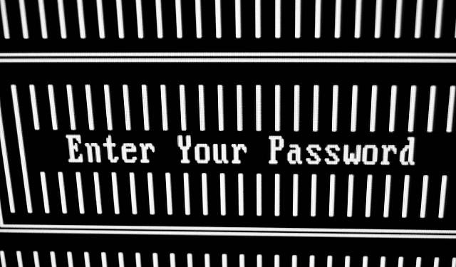 7 Sicherheitslücken, die du als Unternehmer kennen solltest_Passwort