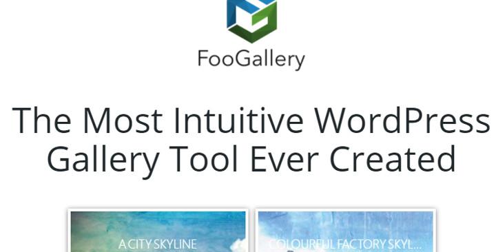 Abbildung - FooGallery-WordPress