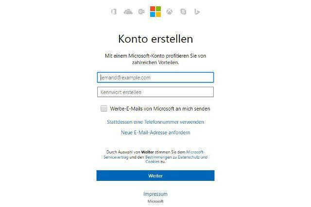 Abbildung-Microsoft-Konto-erstellen