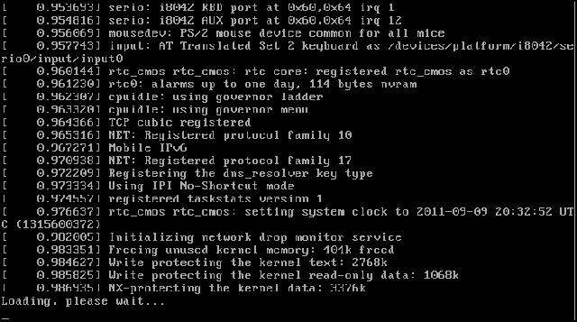 Abbildung - Linux_3.0.0_boot