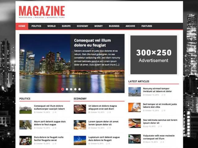 Abbildung - Magazine