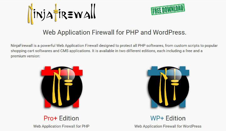 Abbildung - Ninja Firewall