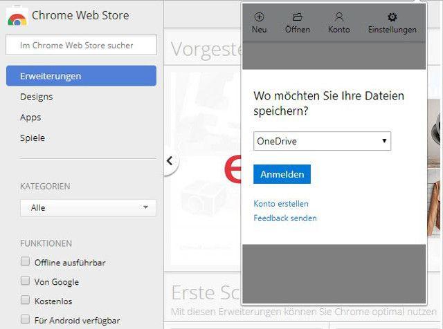 Abbildung-Verknuepfung-mit-OneDrive