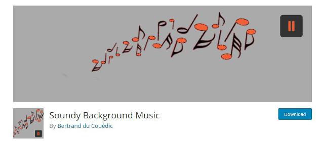 Abbildung - Soundy Background Music