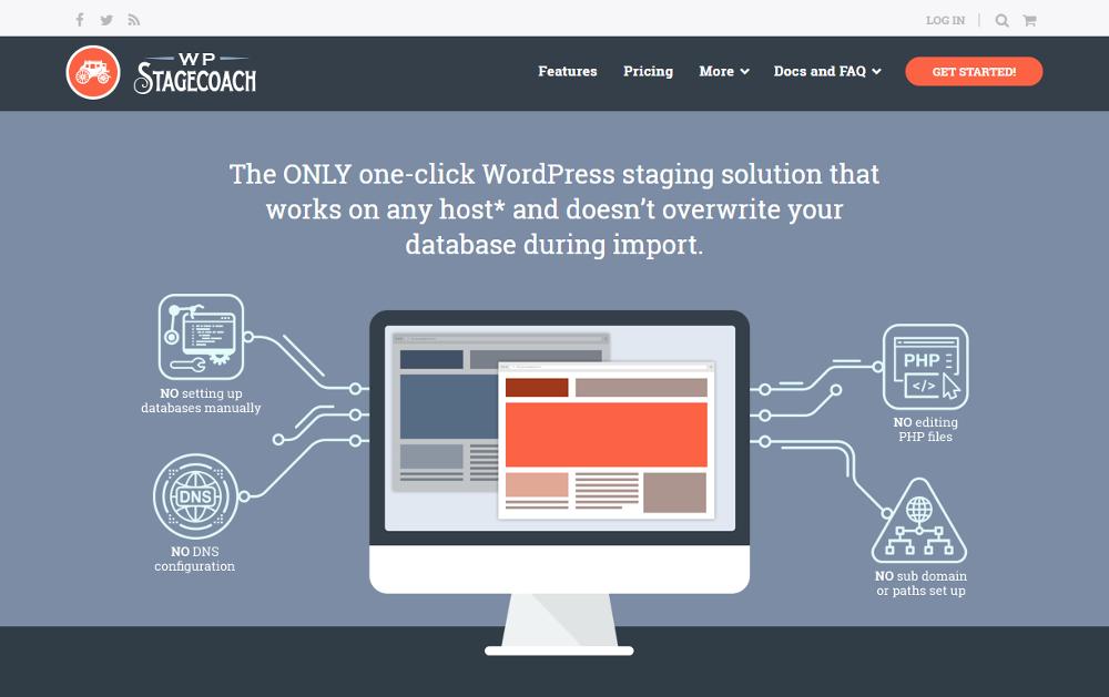Abbildung - WordPress Plugin WP Stage Coach