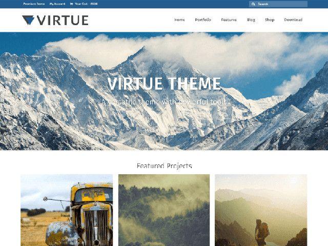 Abbildung virtue