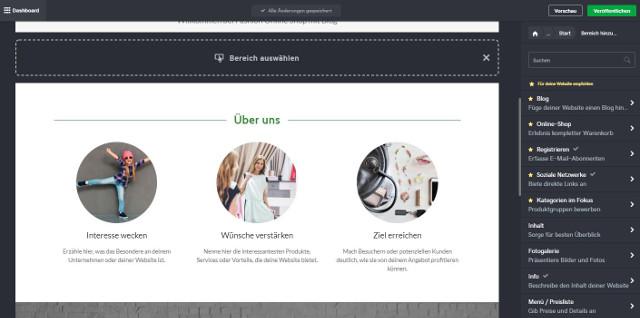 Abbildung_-_Seitenbereich Blog hinzufügen