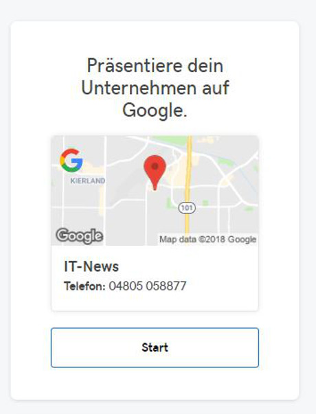 Abbildung_Google My Business Login_Website-Baukasten-GoDaddy