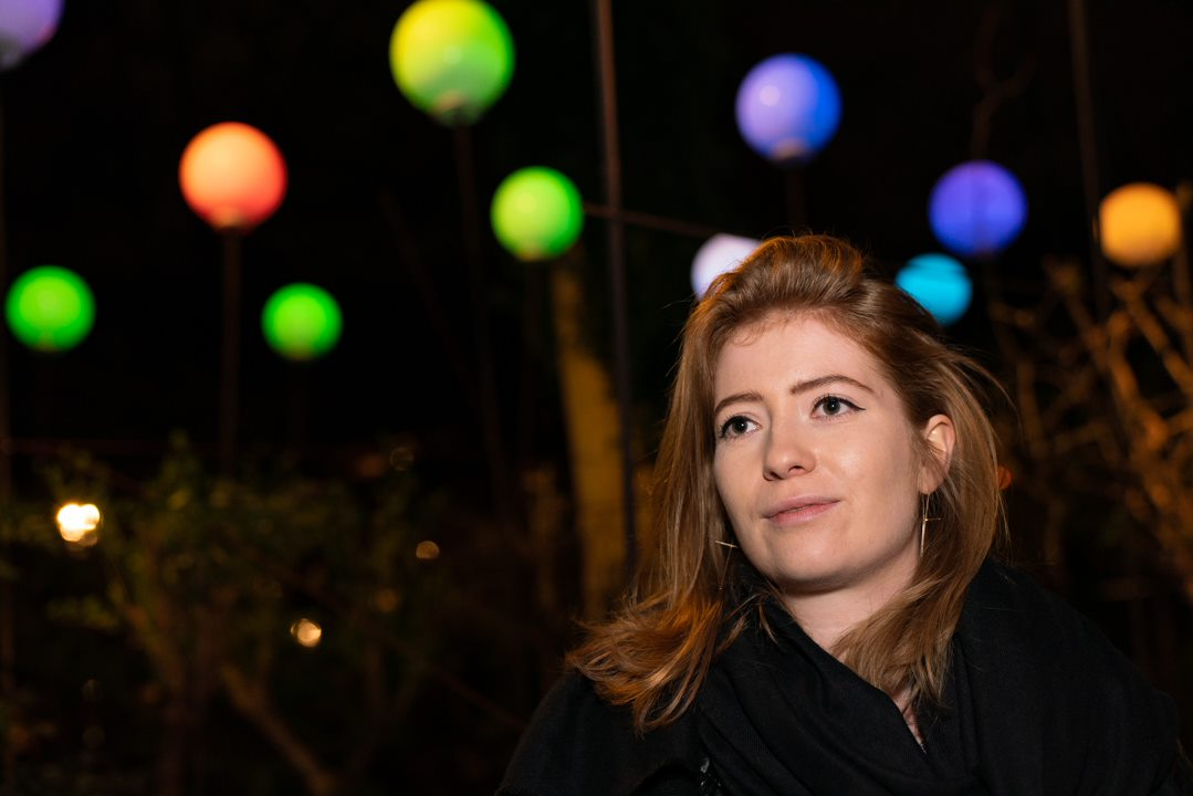 Alessa Eisschiel Schauspielen ist eine Art Befreiung Portrait