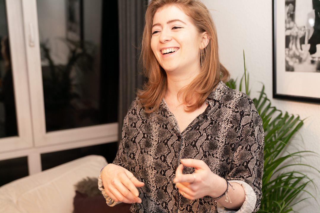 Alessa Eisschiel Schauspielen ist eine Art Befreiung Schauspielern