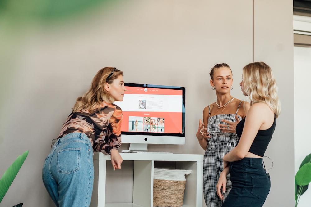 Anna Seidel_Hürden überwinden und auch online mit Speed durchstarten_Stefanie Giesinger Melanie Kieback
