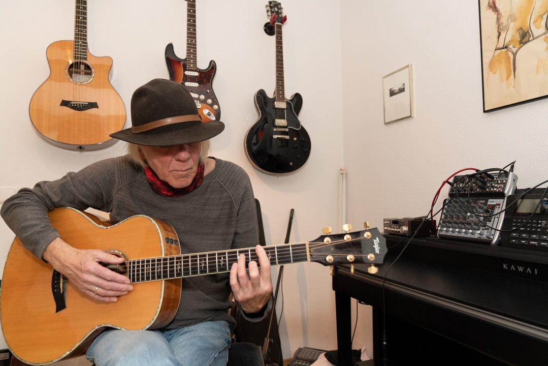 Blindfish Pete: Mit Folk und Blues das Leben feiern