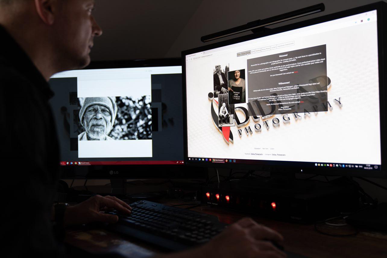 Didlap Photography: Hochwertige Fotokunst vom Niederrhein Website