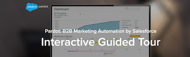 Die ersten Schritte mit einem Marketing Automation System_Pardot