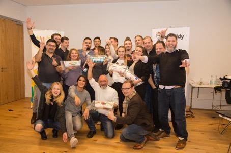 Ein Teamevent der besonderen Art - GoDaddy und Helping Hands5