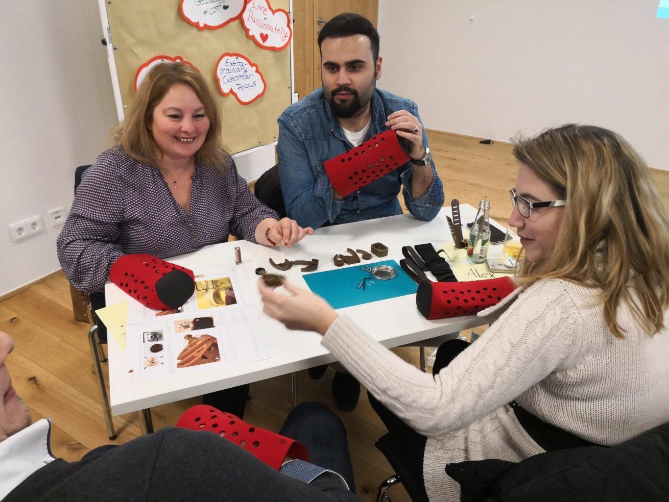 Ein Teamevent der besonderen Art- GoDaddy und Helping Hands6