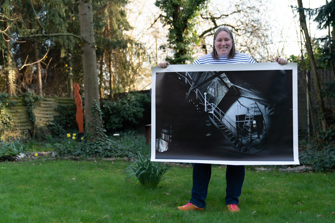 Fotokunst Michaelis Räume sind Ausdruck meiner Seele_Foto