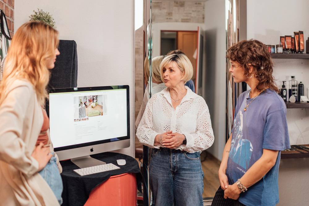 Friseur am Lerchenberg_Mehr Kunden gewinnen mit einer Website als Online-Visitenkarte_Website