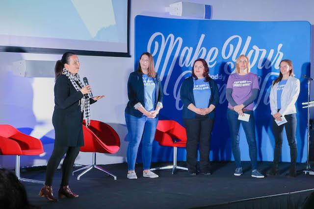GDWIT: Wir feiern 1 Jahr GoDaddy Women in Technology Irana Wasti
