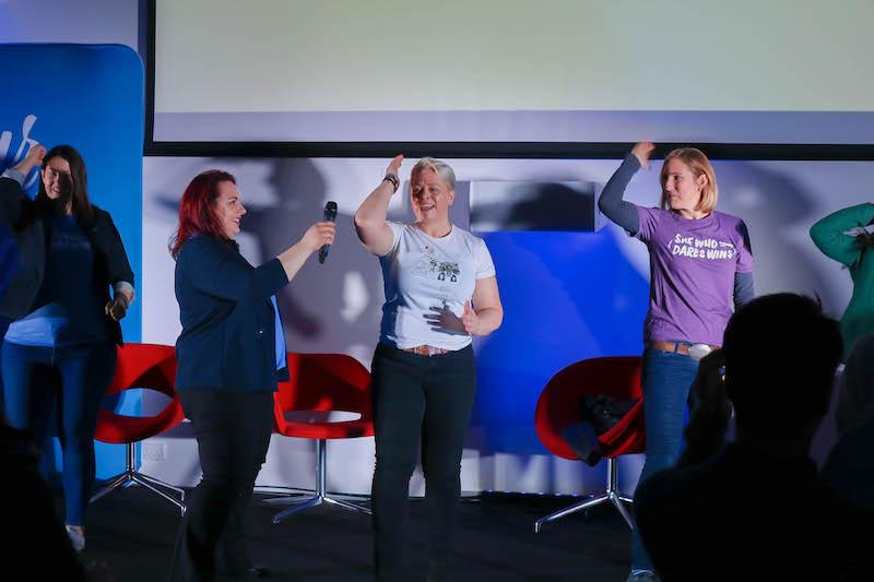 GDWIT: Wir feiern 1 Jahr GoDaddy Women in Technology Susie Kahlich