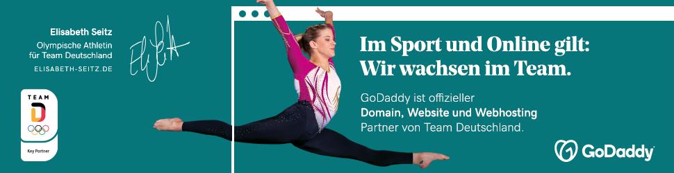 GoDaddy und Team Deutschland