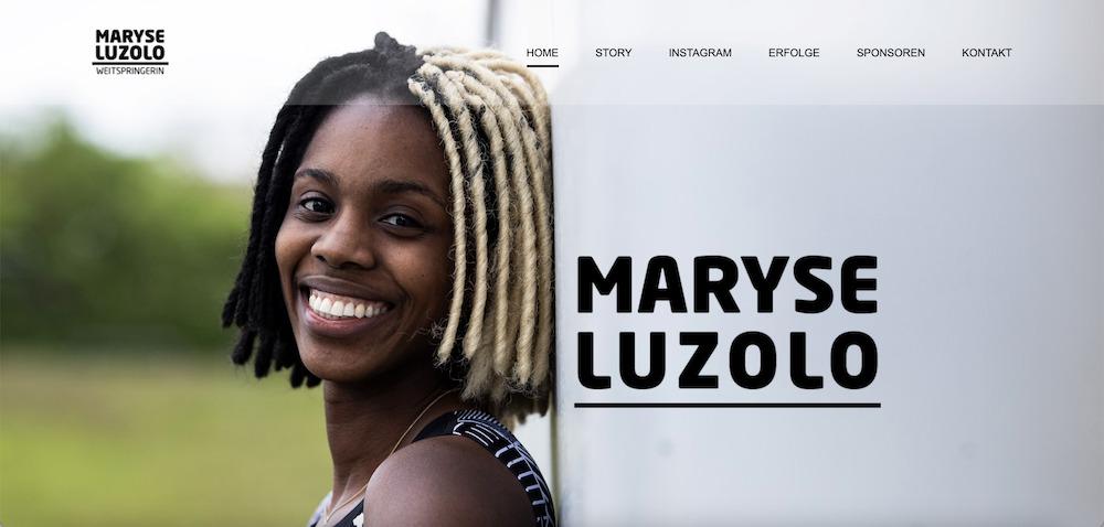 Maryse Luzolo zeigt ihr Potential und ist eine Gewinnerin_Website