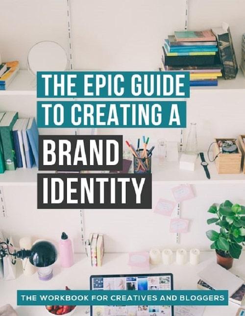 Pinterest kreativ Ideen für deinen Online-Shop Balken hinter Wörtern