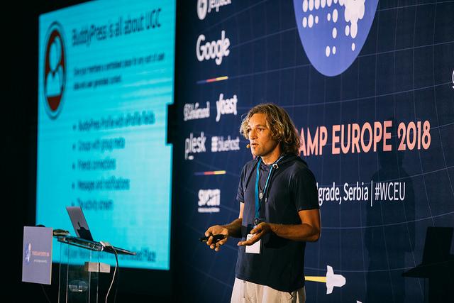 Sven Lehnert WordCamp