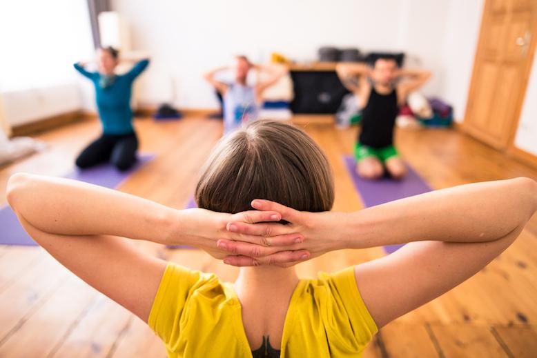 Vital mit Yoga- Das ist Yoga mit all seinen Facetten Meditation
