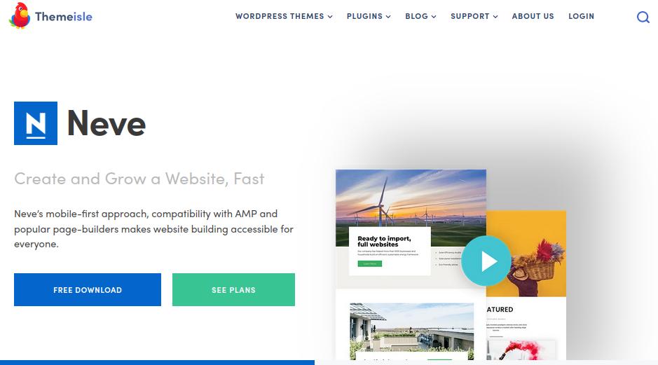 WordPress-Theme-Neve