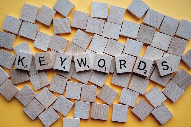 Blog Performance Keywords