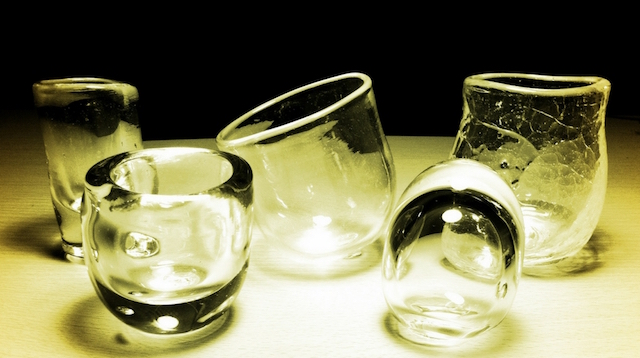 DIY Kunsthandwerk Glas