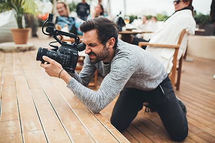 felixköhlerfilm- Ein Filmemacher mit Herz und Seelebeim Dreh